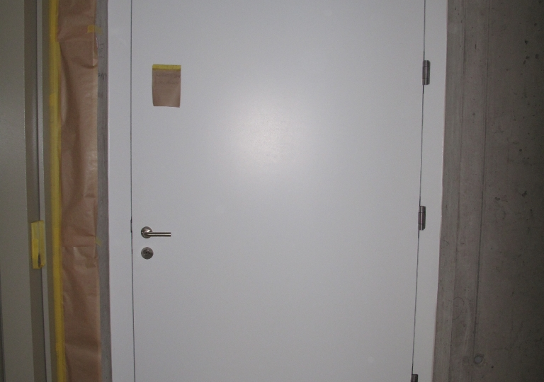Content  Türen / Brandschutz und Spezialtüren