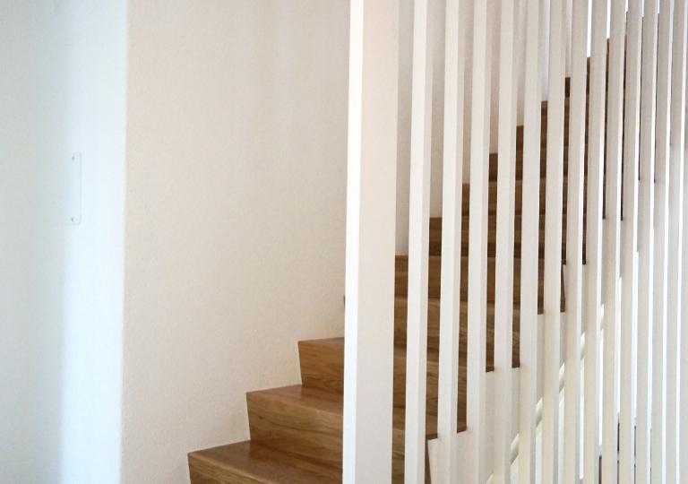 Treppentritte Massivholz
