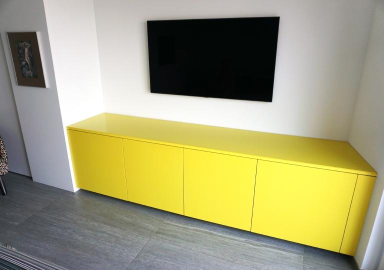 Sideboard gelb