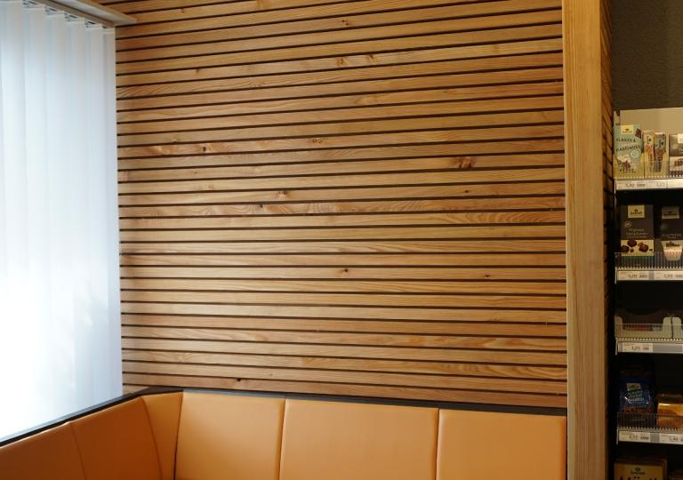 Wandrost in Restaurant